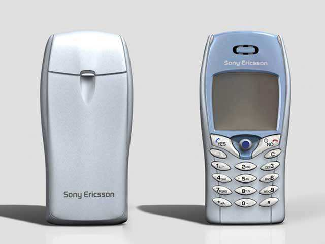 Sony Ericsson T68i - 7 other classic phones that deserve a