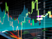The market ended on a weak note and nearly 100 stocks saw a bearish crossover on the MACD, a technical momentum indicator that gives buy or sell signals based on the movement of the moving averages.