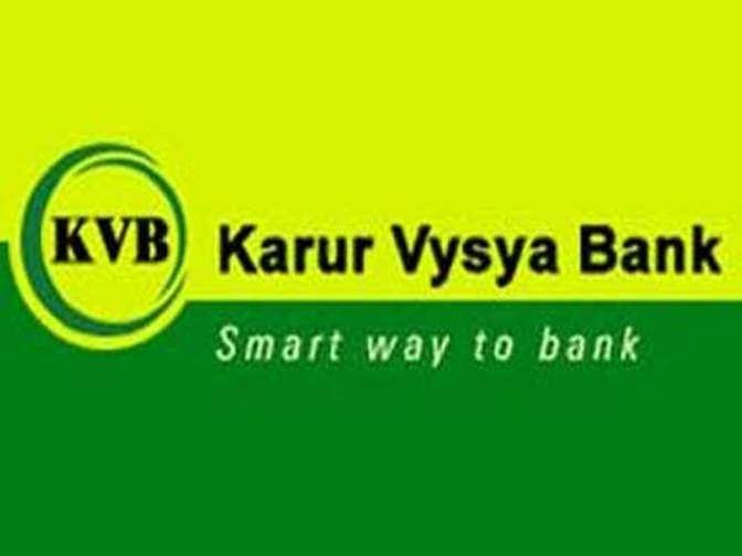 Karur Vysya Bank: Karur Vysya Bank launches FASTags, UPI app, utility bill payment service - The ...