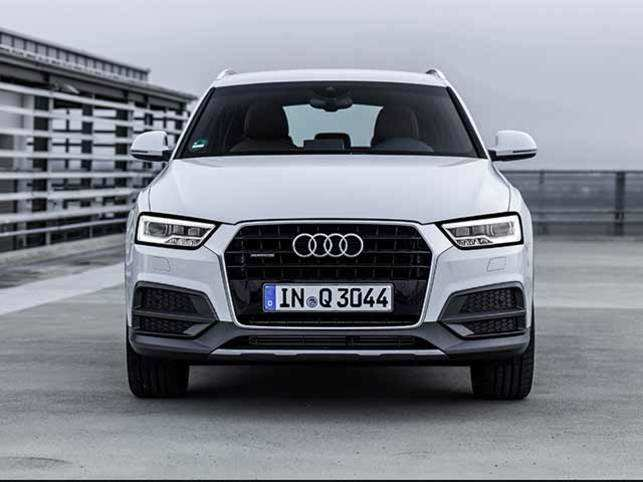 Audi Launches New Q Starting At Rs Lakh The Economic Times - Audi car starting price