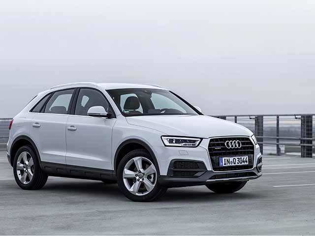 Audi Launches Updated Q With Price Starting At Rs Lakh The - Q3 audi price