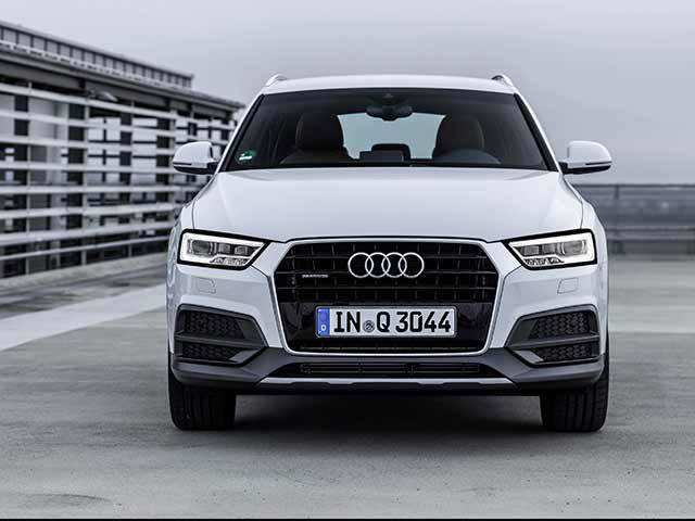Audi Launches Updated Q With Price Starting At Rs Lakh The - Audi q3 price