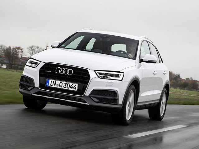 The 2017 Audi Q3
