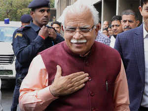 Manohar Lal Khattar said this in his reply to the Calling Attention Notice of Congress MLA from Palwal Karan Singh Dalal during the ongoing assembly session.