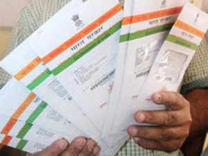 The banks have been asked to persuade farmers to furnish Aadhaar identification card at the time of sanction/renewal/ disbursement/inspection of the loan or on visit at bank branches, it said.