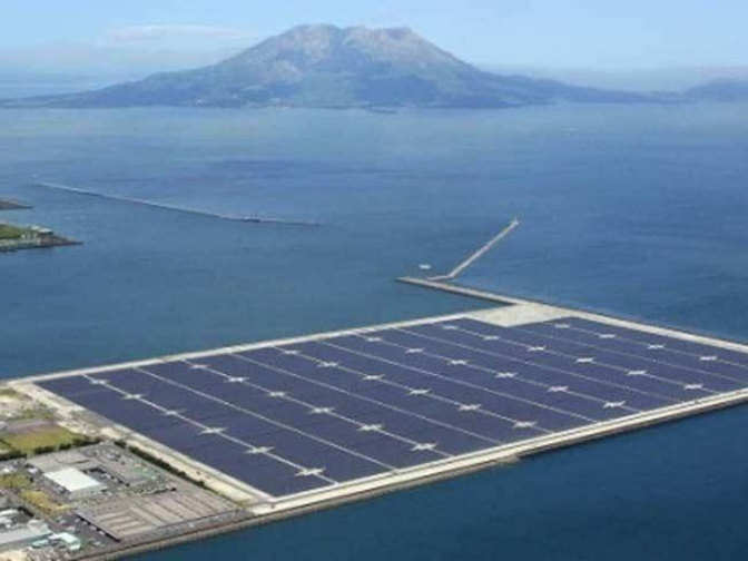 Ntpc Ntpc Installs India S Largest Floating Solar Pv