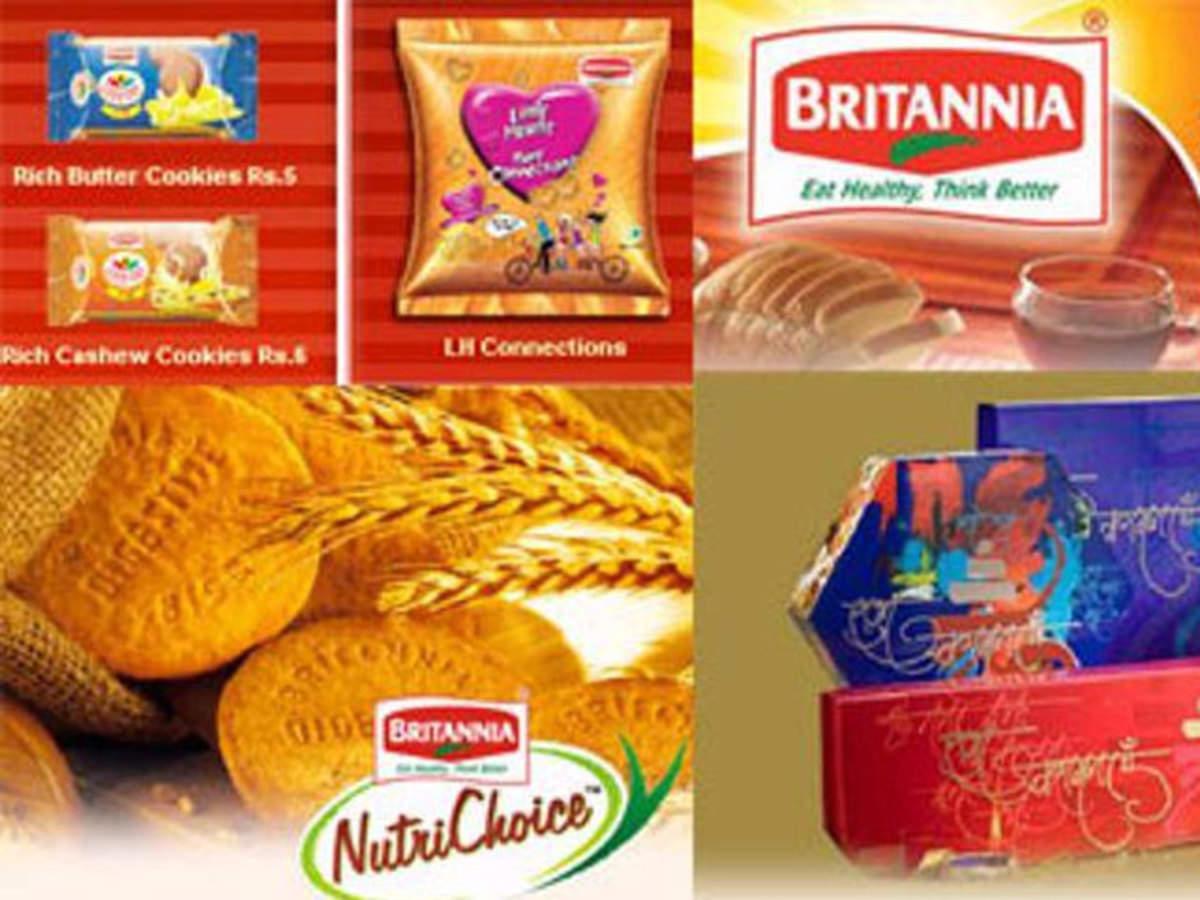 product line of britannia