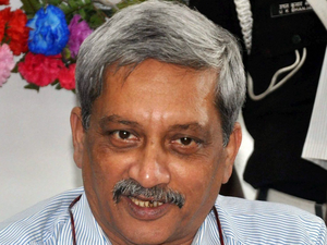 On Monday, Parrikar is expected to meet Prime Minister Narendra Modi in Delhi and submit his resignation from the Union council of ministers.