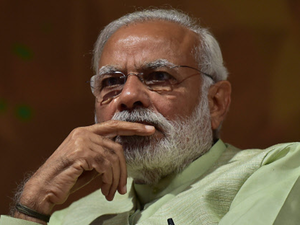 Prime Minister Narendra Modi has captured both the right and the left spaces of Indian politics.