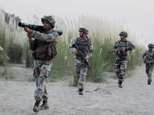 The Pathankot attack had claimed the lives of seven security personnel while four terrorists were killed.