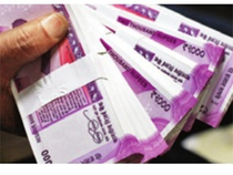 The rupee surged to a 16-month high against the dollar, closing at 65.82, a level last seen on November 6, 2015.