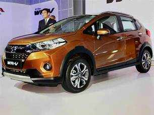 Honda unveils compact crossover WR-V priced up to Rs 9.99 lakh