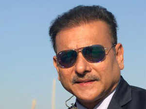 Ravi Shastri is new to the world of 140 characters, joining as recently as December last year.