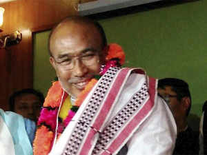 Manipur chief minister Nongthombam Biren Singh was a senior Congress leader and minister, before he quit the party to join the BJP over differences with former CM Ibobi Singh.