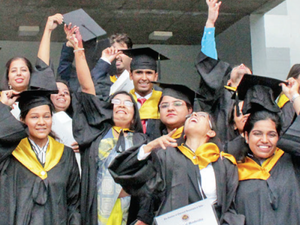 Following the budgetary announcement on restructuring of UGC and freeing up of higher education, the government is putting together a fast-track plan to implement it without any long-drawn legislative changes.