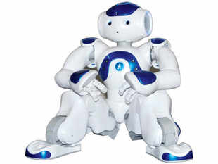 The students used APIs from IBM's cognitive platform Watson, along with the IBM Bluemix Cloud platform to create the 'brains' or the actual intelligence behind the robot.