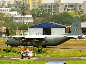 The IAF has only four Hercules aircraft now and will be receiving a new lot of six aircrafts by mid-2017.