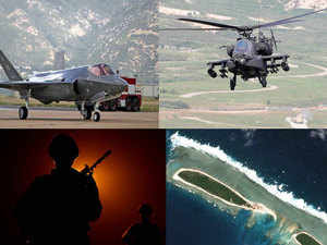 China plans monitoring station on disputed South China Sea,  Boeing -US govt sign $3.4 bn deal for AH-64E Apache helicopters are some big stories in today's defence bulletin.