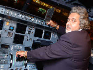 The Service Tax Department had issued a notice to the now-defunct Kingfisher Airlines for dues of Rs 87.5 crore in 2011-12.
