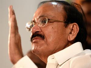 Union Minister for Urban Development Venkaiah Naidu.