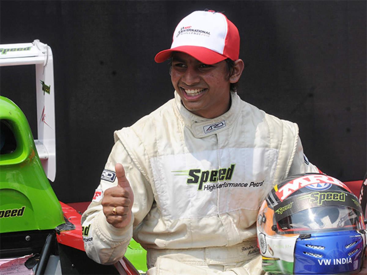 6b0456811e63 Ashwin Sundar  Racer Ashwin Sundar