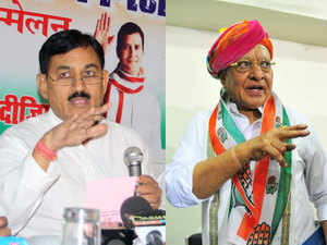 The front runners in the race are Leader of Opposition Shankarsinh Vaghela and Pradesh Congress Committee (PCC) chief Bharatsinh Solanki, according to party leaders.