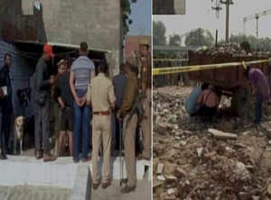 Two low-intensity explosions shake locals in Agra