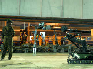 The OFB had also started production of Bimodular Charge Systems (propellants) at its factory at Nalanda for high-calibre artillery guns, Dhanush and Bofors, with the objective to meet the country's demand.