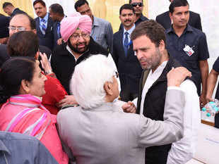 Rahul Gandhi failed to claim credit for his party's successes and tied up with Samajwadi Party, which was suffering from anti-incumbency feelings among the electorate.