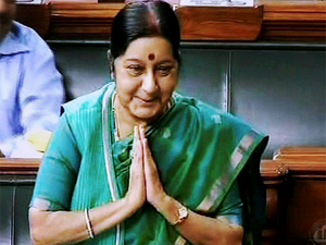 The confirmation came after External Affairs Minister Sushma Swaraj spoke to Pakistan Prime Minister's Adviser on Foreign Affairs Sartaj Aziz, regarding the case. Aziz is in London currently.