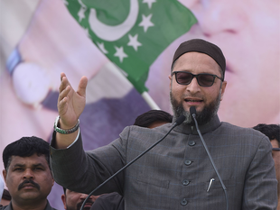 While Owaisi was vocal on the issue, another prominent Muslim leader, Shahi Imam of Delhi's Jama Masjid Syed Ahmed Bukhari took a guarded approach, hoping Adityanath would shed his controversial past.