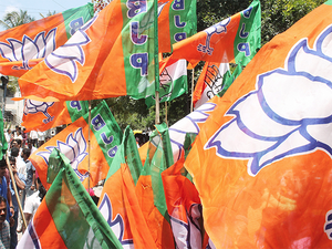 BJP has formed government with support of regional parties, congress deserter and Independent MLA following fractured mandate in the assembly polls.