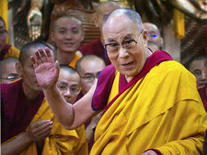 The Dalai Lama inaugurated an international seminar on Buddhism on March 17 in Rajgir in Bihar's Nalanda district, about 100 km from the capital Patna.
