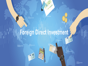 During the 9-month period of 2016-17, India attracted a total of USD 35.84 billion in foreign inflows.