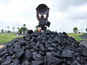 There is a continuous annual growth in coal output by CIL.