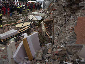 Pakistan has experienced several quakes in the past, including a 5.3-magnitude tremor last month.  [Representative image]