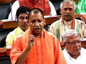 Adityanath has represented Gorakhpur five times and made his debut at the age of 26 in 1998.
