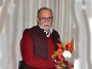 The current LG Anil Baijal had on March 20 refused to differ with the decision taken by his predecessor.