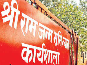 The Gorakhnath Mutt, to which Adityanath belongs, has been associated with the Ram temple movement since 1949.