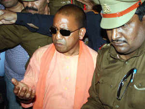Yogi Adityanath's aides in Gorapkhpur also said that this is the time of the year the city is decorated well and Yogi, known as Maharaj or Baba goes and meets devotees who come to the Gorakhnath temple.