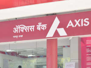 Axis Bank had reported 73 per cent decline in net profit to Rs 580 crore for the October-December quarter on account of rise in bad loans.