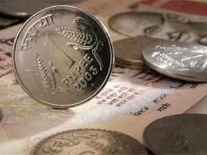 Rupee gains 20 paise to end at 1-1/2 week high against dollar