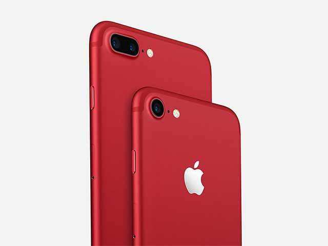 best sneakers ff396 5c175 Apple launches Red colour special-edition iPhone: 5 things to know ...