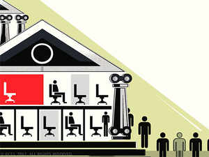 42 posts of Chairman and Managing Directors (CMDs) and Managing Directors are lying vacant in Central Public Sector Enterprises.