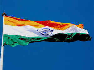Further, it has been brought to notice of the Home Ministry that during important events, the National Flag made of plastic is also being used in place of paper flags.