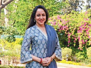 Malini also pressed the government for not levying taxes on performing artists.