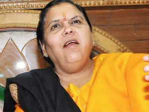 """Water can be bane in the form of floods and boon if utilised for irrigation,"" Uma said, adding the government is keen to solve the problem of flood and drought through inter-linking of rivers."