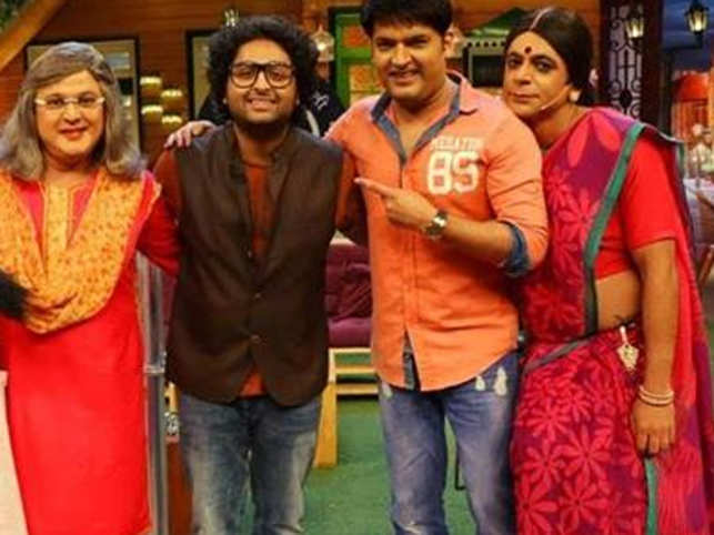 """When asked, about quitting The Kapil Sharma Show, Sunil said, """"I can't talk about it right now. I will need few days time only then I can talk about it."""""""