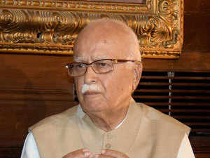 The case against Lal Krishna Advani was listed in Justice Nariman's absence before Justices Ghose and Deepak Gupta, prompting much speculation in the court corridors.