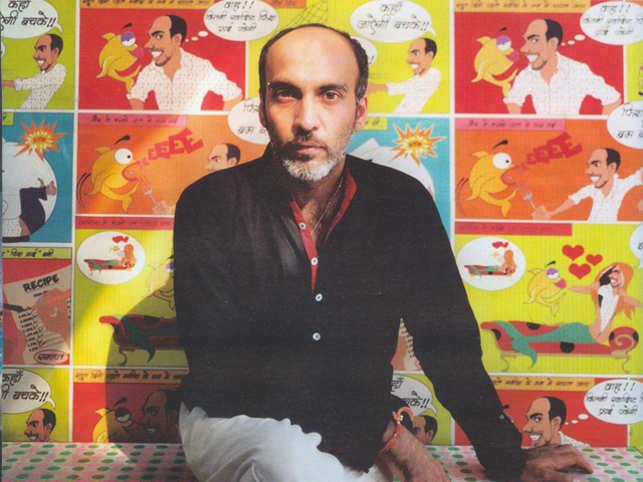 Designer Manish Arora.